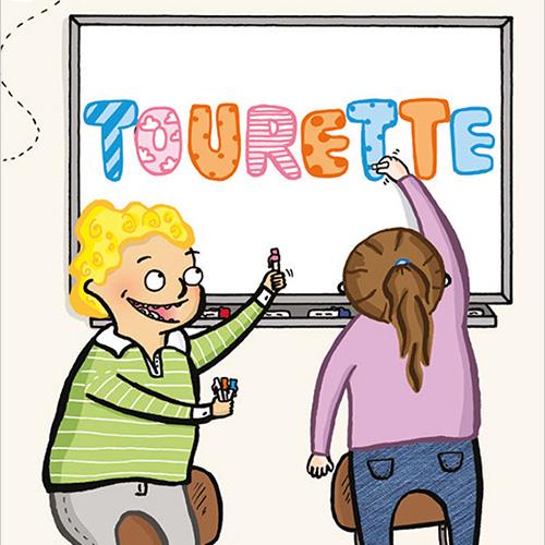 Information för barn Tourette