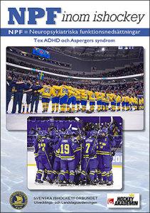 Ishockeyförbundets NPF-material som e-bok och pdf