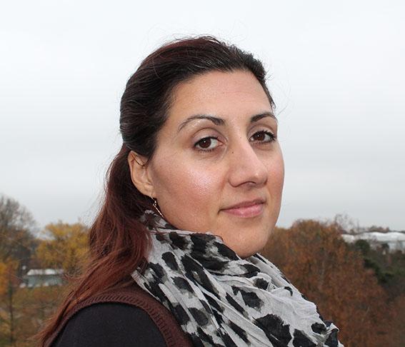 Maria Petersson, projektledare adhd på jobbet