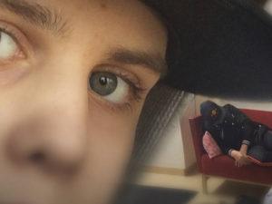 Bild på Liam från SVTs dokumentär