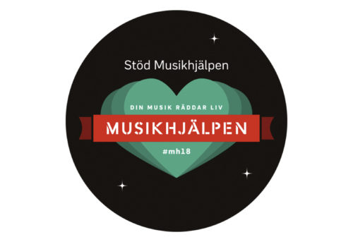 #mh18 ATTENTION FÖR MUSIKHJÄLPEN 2018